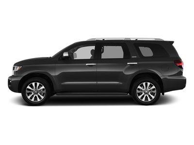New 2018 Toyota Sequoia Platinum 4WD SUV