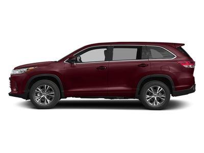 New 2018 Toyota Highlander LE V6 AWD SUV