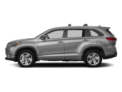 New 2018 Toyota Highlander Limited V6 AWD SUV