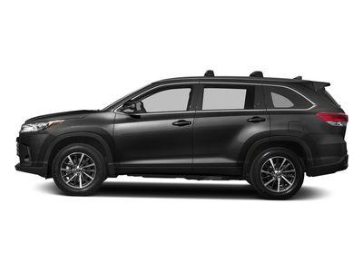 New 2018 Toyota Highlander XLE V6 AWD SUV