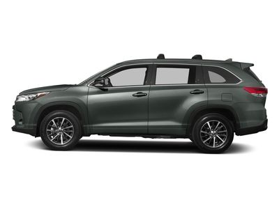 New 2018 Toyota Highlander XLE V6 AWD SUV