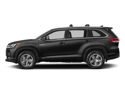 New 2018 Toyota Highlander Hybrid Limited V6 AWD SUV