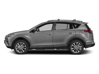 New 2018 Toyota RAV4 Hybrid Limited AWD SUV