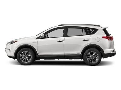 New 2018 Toyota RAV4 Hybrid XLE AWD SUV