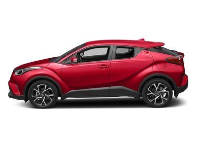 New 2018 Toyota C-HR XLE FWD SUV