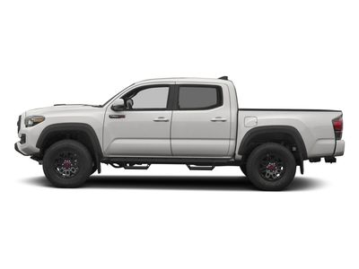 New 2018 Toyota Tacoma TRD Pro Double Cab 5' Bed V6 4x4 MT