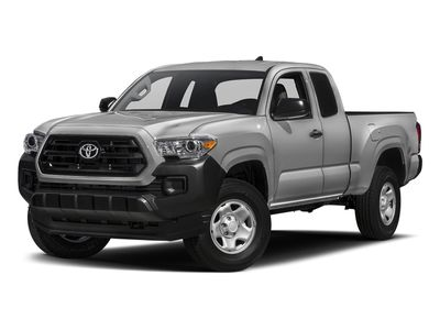 2018 Toyota Tacoma SR Access Cab 6' Bed I4 4x2 Automatic - Click to see full-size photo viewer