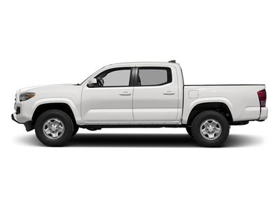 New 2018 Toyota Tacoma SR Double Cab 5' Bed I4 4x2 Automatic Truck