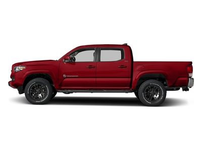 New 2018 Toyota Tacoma SR5 Double Cab 5' Bed V6 4x2 Automatic