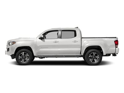 New 2018 Toyota Tacoma TRD Sport Double Cab 5' Bed V6 4x2 Automatic Truck
