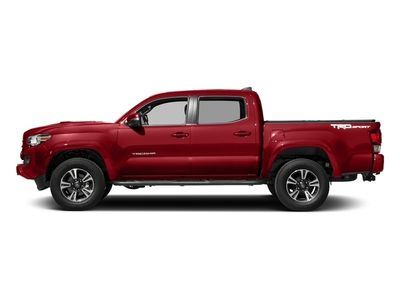 New 2018 Toyota Tacoma TRD Sport Double Cab 5' Bed V6 4x4 MT Truck