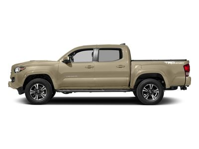 New 2018 Toyota Tacoma TRD Sport Double Cab 6' Bed V6 4x4 Automatic Truck