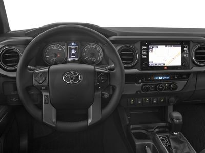2018 Toyota Tacoma TRD Sport Double Cab 5' Bed V6 4x2 Automatic - Click to see full-size photo viewer
