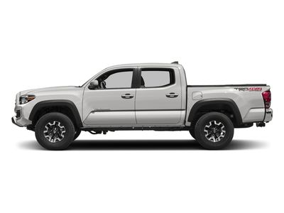 New 2018 Toyota Tacoma TRD Off Road Double Cab 5' Bed V6 4x4 Automatic