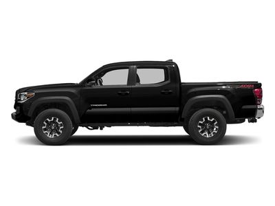 New 2018 Toyota Tacoma TRD Off Road Double Cab 6' Bed V6 4x4 Automatic Truck