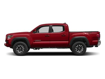 New 2018 Toyota Tacoma TRD Off Road Double Cab 5' Bed V6 4x4 MT Truck