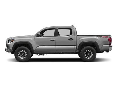 New 2018 Toyota Tacoma TRD Off Road Double Cab 5' Bed V6 4x4 Automatic Truck