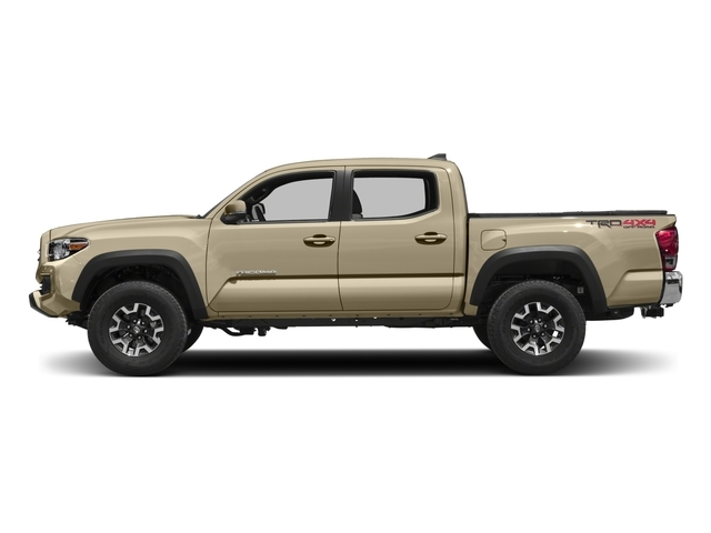All New 2018 Toyota Tacoma Trim Levels (excluding TRD PRO)