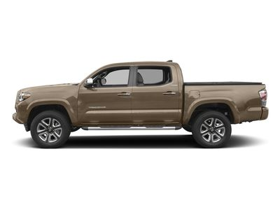 New 2018 Toyota Tacoma Limited Double Cab 5' Bed V6 4x4 Automatic Truck