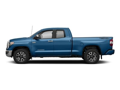 New 2018 Toyota Tundra 4WD Limited Double Cab 6.5' Bed 5.7L Truck