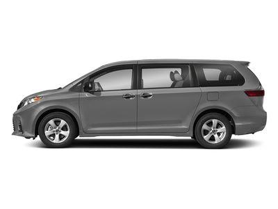 New 2018 Toyota Sienna LE AWD 7-Passenger Van