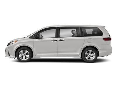 New 2018 Toyota Sienna XLE AWD 7-Passenger Van