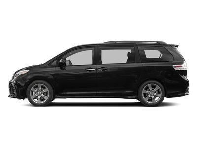 New 2018 Toyota Sienna XLE Premium AWD 7-Passenger Van