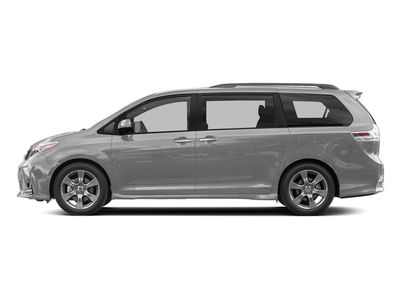 New 2018 Toyota Sienna SE Premium FWD 8-Passenger Van