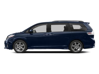 New 2018 Toyota Sienna XLE Automatic Access Seat FWD 7-Passenger