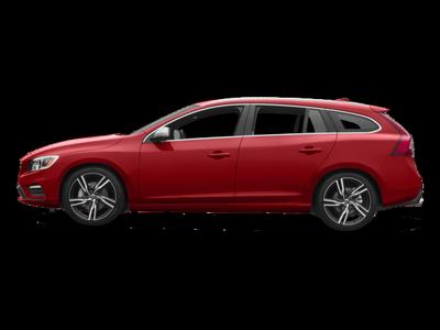 New 2018 Volvo V60