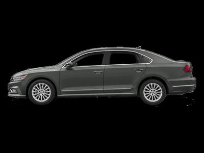 New 2018 Volkswagen Passat