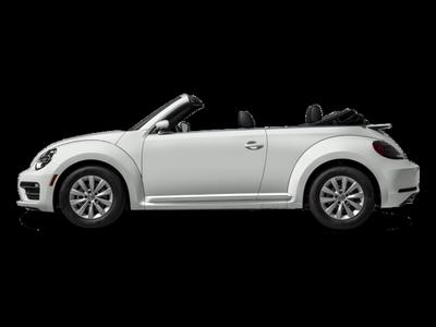 New 2018 Volkswagen Beetle Convertible