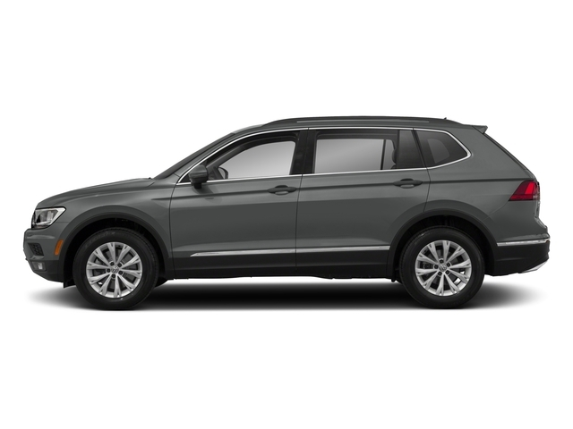 2018 Tiguan S Automatic