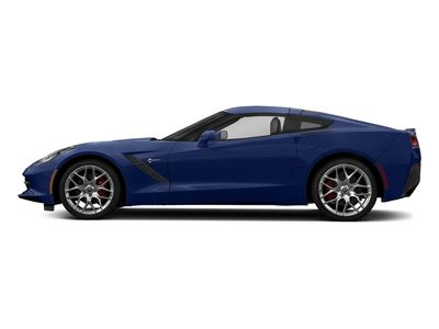 New 2019 Chevrolet Corvette 2dr Stingray Coupe w/3LT