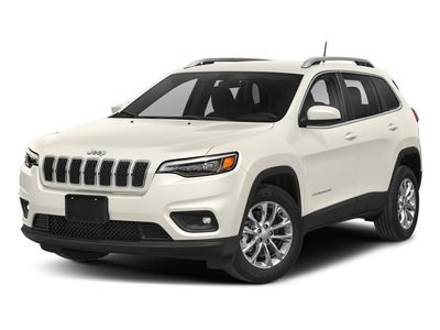 2019 Jeep Cherokee Trailhawk Elite 4x4 - Click to see full-size photo viewer