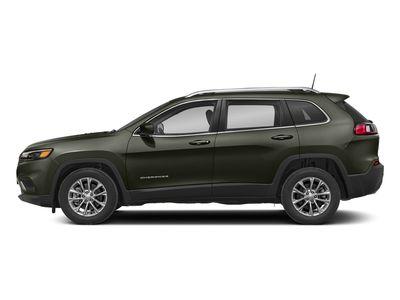 New 2019 Jeep Cherokee Latitude FWD