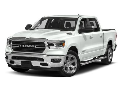 "2019 Ram 1500 Big Horn 4x4 Crew Cab 6'4"" Box - Click to see full-size photo viewer"