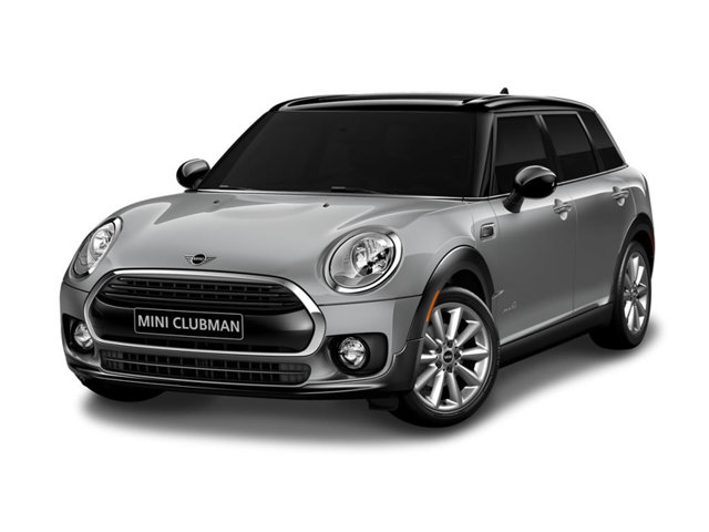 2019 New Mini Cooper Clubman All4 At Mini Of Austin Serving