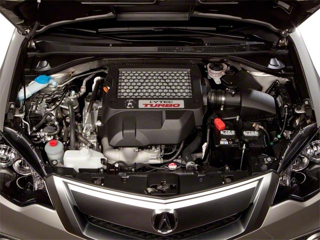 2010 Acura RDX AWD 4dr - 17094380 - 13