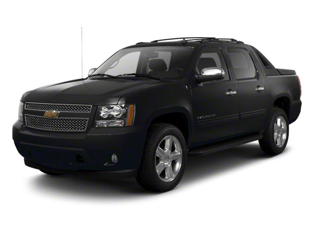 2010 Chevrolet Avalanche LT 4WD Crew Cab w/ Leather & Roof - 17312951 - 1