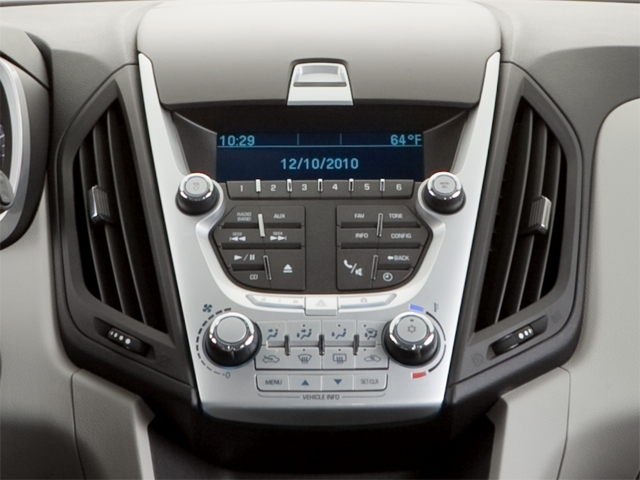 2010 Chevrolet Equinox AWD 4dr LTZ - 18489624 - 9