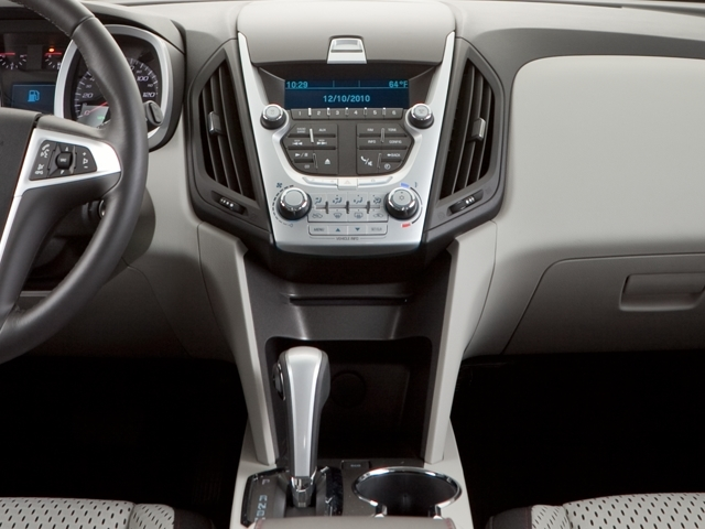 2010 Chevrolet Equinox AWD 4dr LTZ - 18489624 - 10