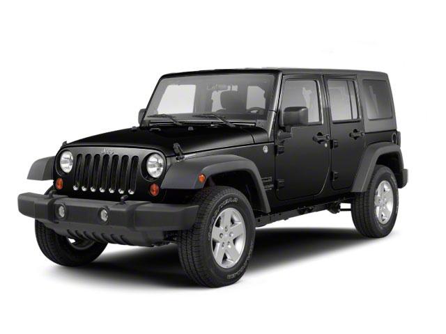 2010 Jeep Wrangler Unlimited 4WD 4dr Sahara - 18444091 - 1