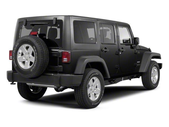 2010 Jeep Wrangler Unlimited 4WD 4dr Sahara - 18444091 - 2