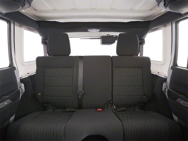 2010 Jeep Wrangler Unlimited 4WD 4dr Sahara - 18444091 - 14