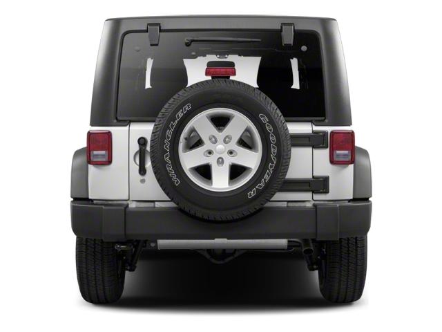 2010 Jeep Wrangler Unlimited 4WD 4dr Sahara - 18444091 - 4