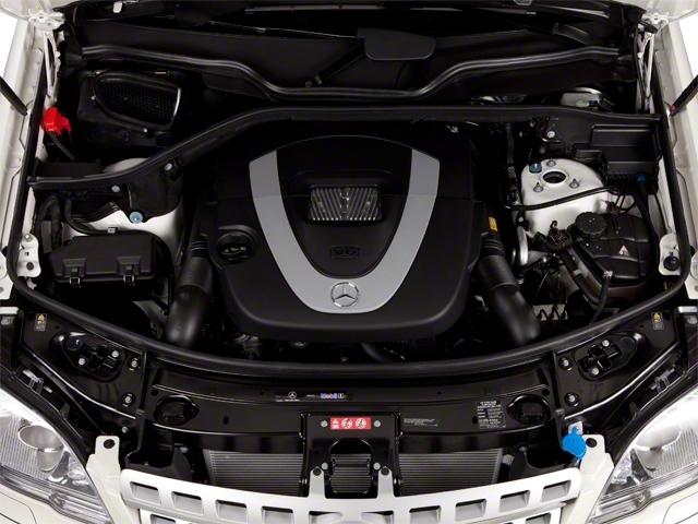 2010 Mercedes-Benz M-Class 4MATIC 4dr ML 350 - 18600920 - 13