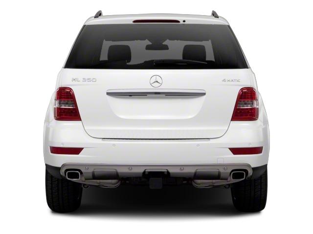 2010 Mercedes-Benz M-Class 4MATIC 4dr ML 350 - 18600920 - 4