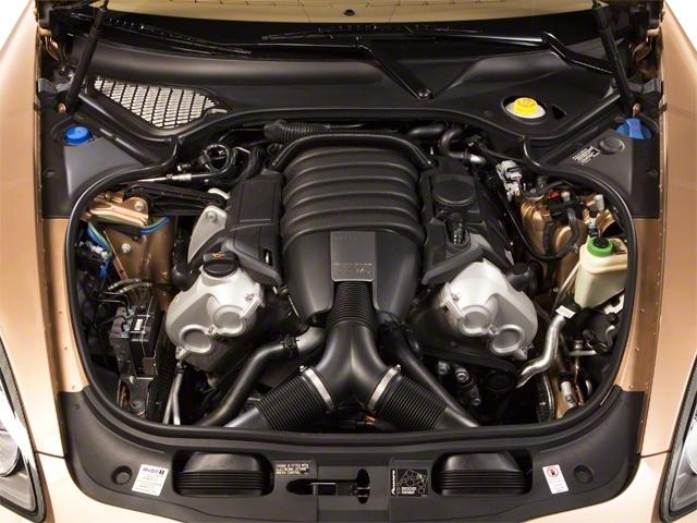 2010 Porsche Panamera 4dr Hatchback Turbo - 18592511 - 13