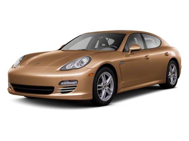 2010 Porsche Panamera 4dr Hatchback Turbo - 18592511 - 1